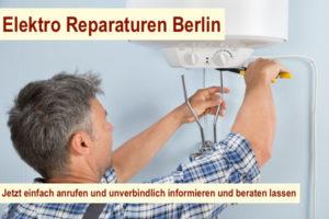 Elektro Reparatur Berlin Wilmersdorf
