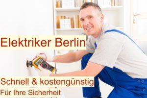 24h Elektro Notdienst Wilmersdorf
